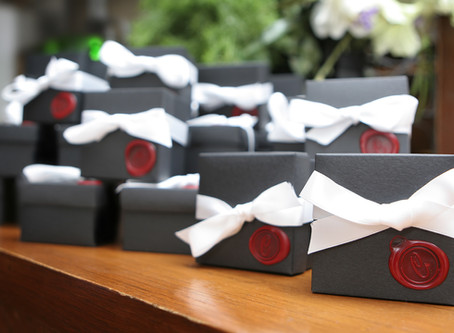 Wedding Guest Favor Ideas