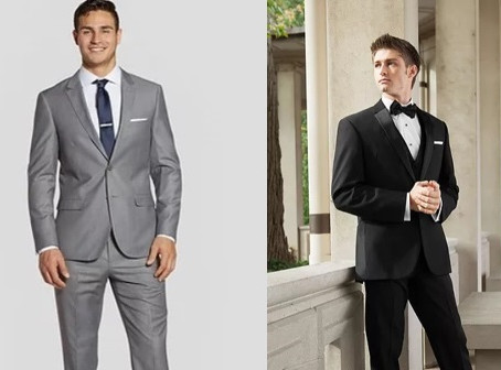 The Differences Between Tuxedos VS- Suits Here's the Scoop