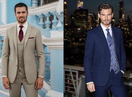 Groom and Groomsmen, Tuxedo or Suit