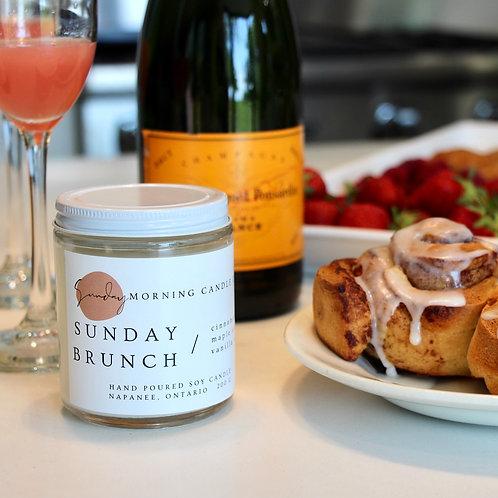 Sunday Brunch Soy Candle