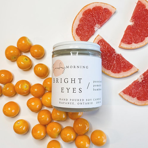 Bright Eyes Soy Candle