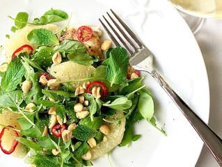 Pomelo Asian Salad (V)