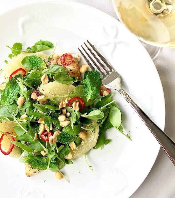 Pomelo Asian Salad