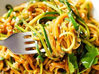 Gom-ae Zucchini Noodles