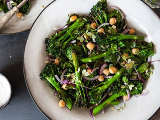 Kale & Broccoli Miso Stir-Fry