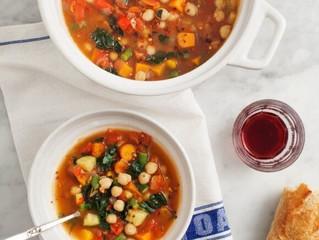 Super Veggie Soup