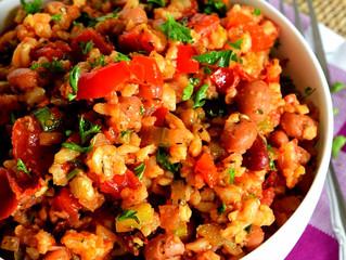 Creole Jambalaya (One Pot)