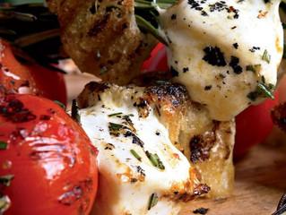 Mozzarella Cherry Tomato Spiedini
