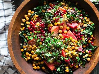 Chickpeas Superfood Salad