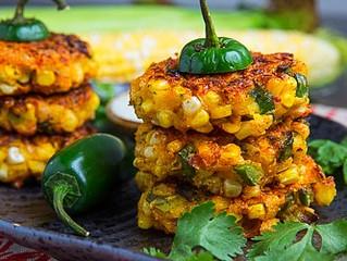 Thai Corn Cakes