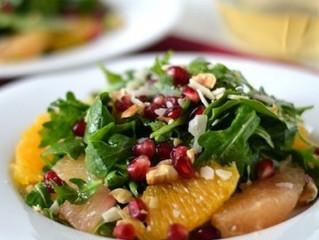 Citrus Rocket Salad