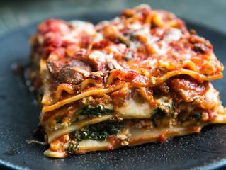 Vegan Lasagna (V) (GF)