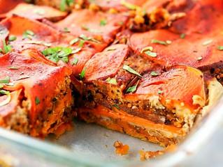 Vegan Sweet Potato Lasagne