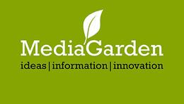 MediaGarden logo development