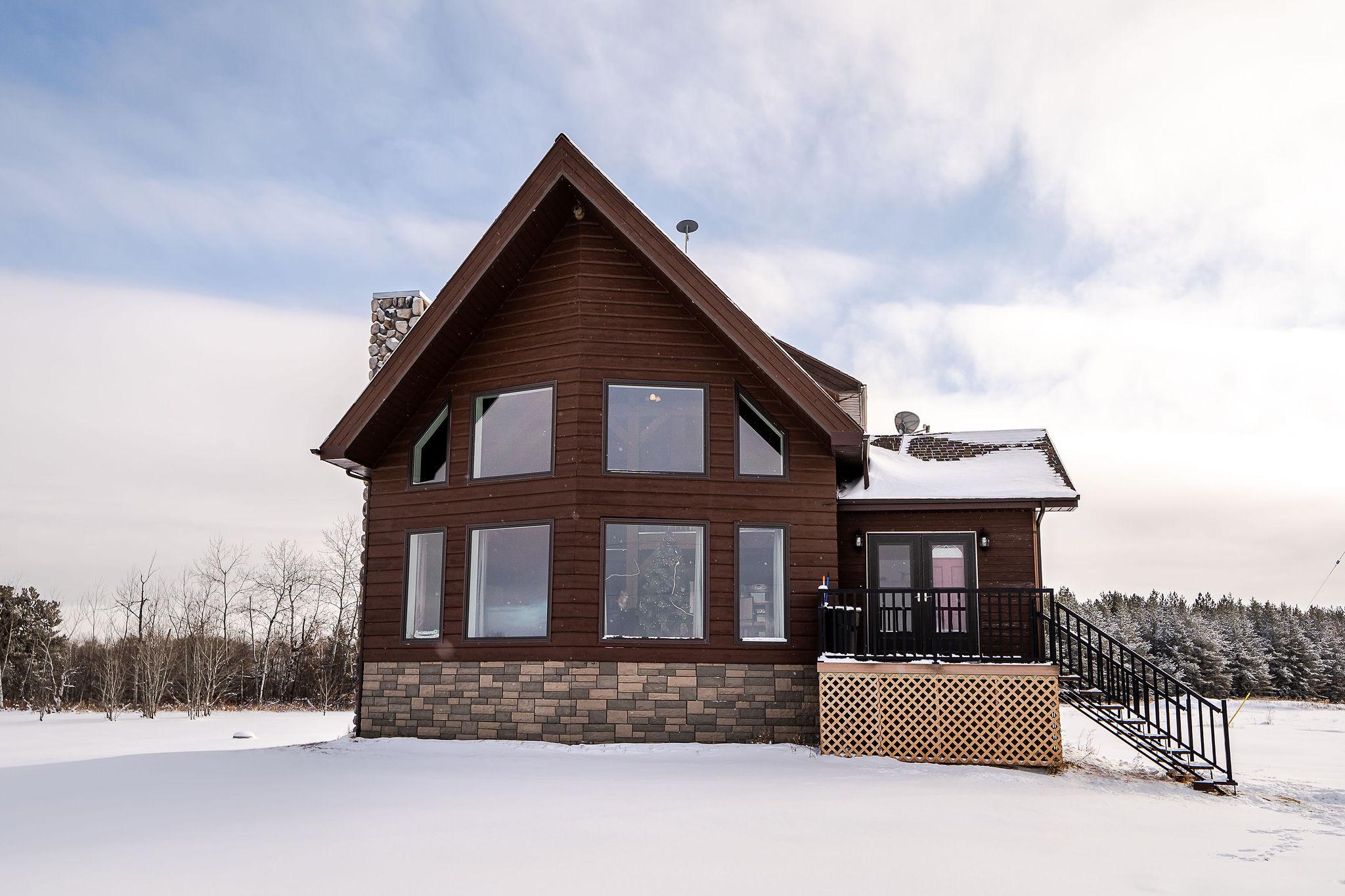 Timberframe Home