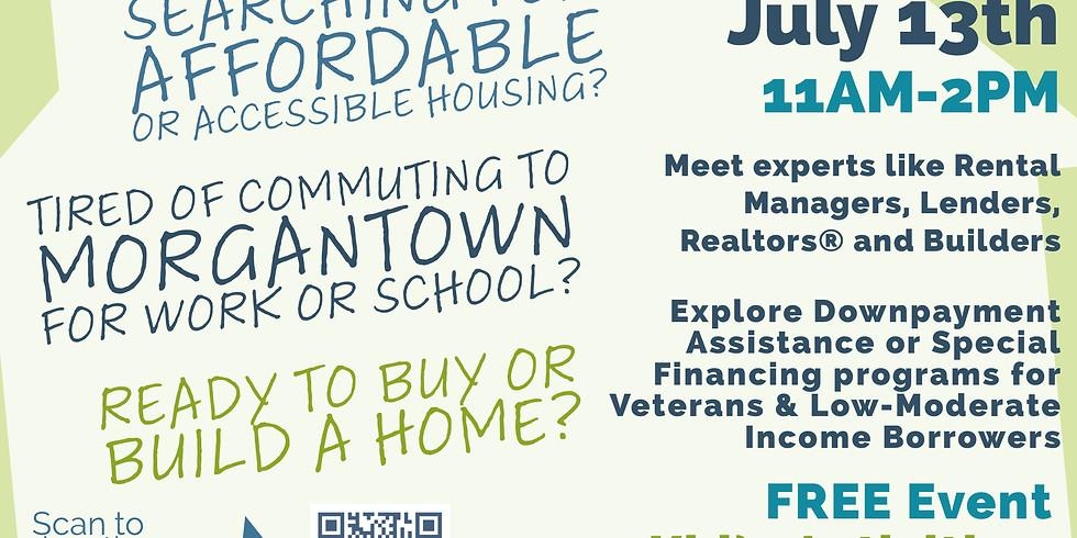 Morgantown Housing Fiar