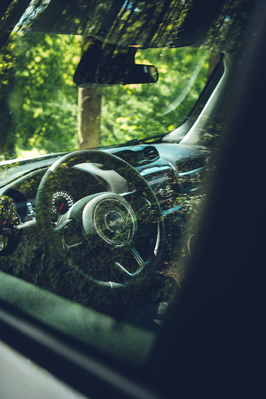 autofotografie-automotivefotografie-sebastien Adriaensen - Jeep renegade interieur