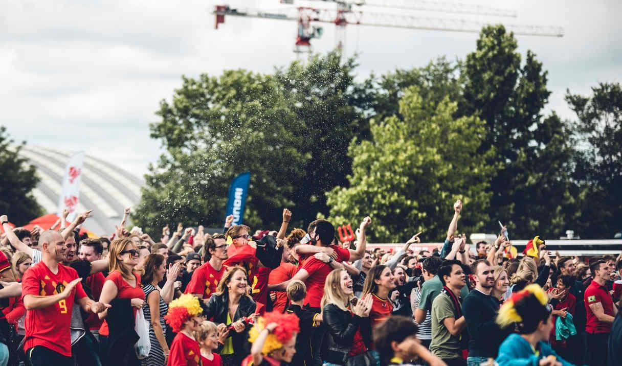 Reportage fotografie sebastien adriaensen - event fotografie - Fanpark - Mechelen