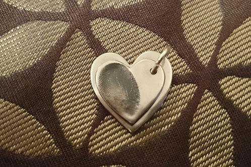 Fingerprint Pendants & Charms