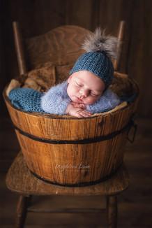 sesja z noworodkiem kraków