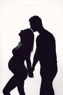 sesja ciążowa z partnerem
