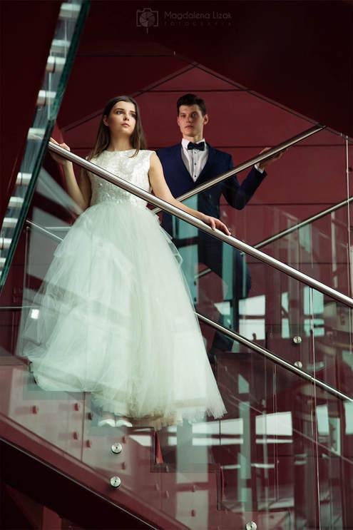 sesja ślubna we wnętrzach