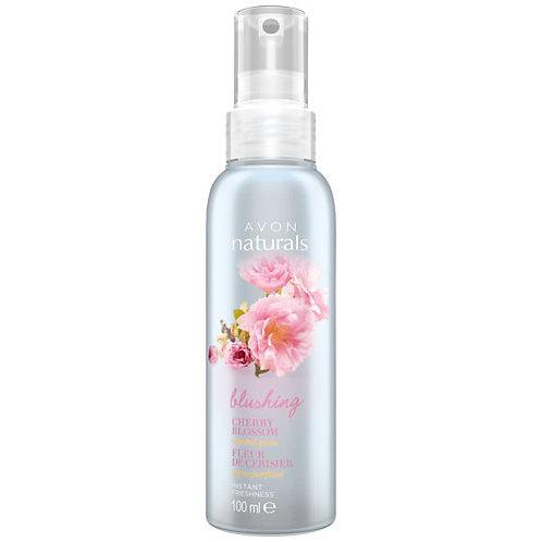 Avon Naturals Cherry Blossom Scented Spritz Spray 100ml