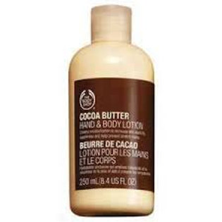 Body Shop Cocoa Butter Hand & Body Lotion 60ml