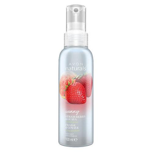 Avon Naturals Strawberry & Guava Scented Spritz Spray 100ml