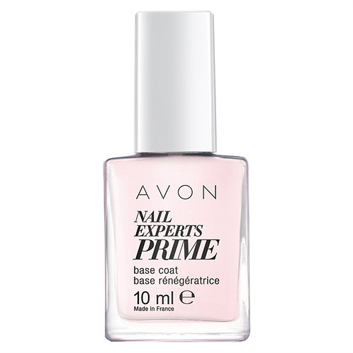 Avon Nail Experts Prime Base Coat 10ml