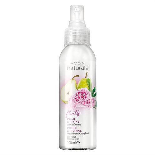 Avon Naturals Pear & Peony Scented Spritz 100ml