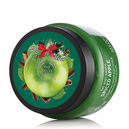 Body Shop Spiced Apple Exfoliating Sugar Scrub 250ml