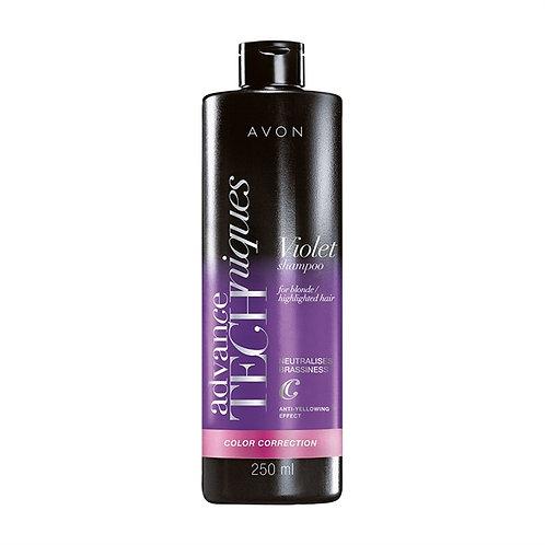 Advance Techniques Violet Shampoo 400ml