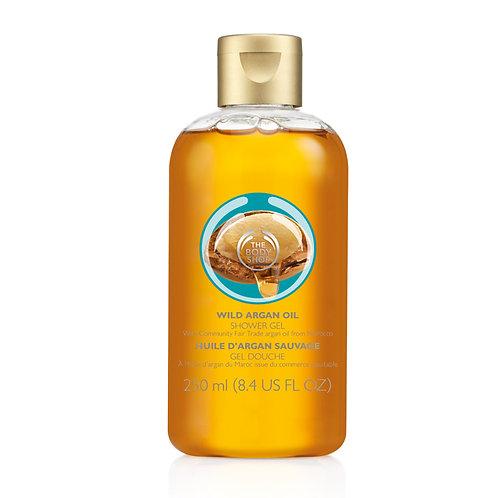 Body Shop Wild Argan Oil Shower Gel 250ml