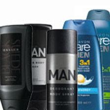 Avon Men's Bath & Body Set