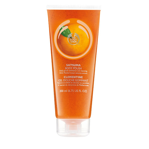 Body Shop Satsuma Body Polish 200ml
