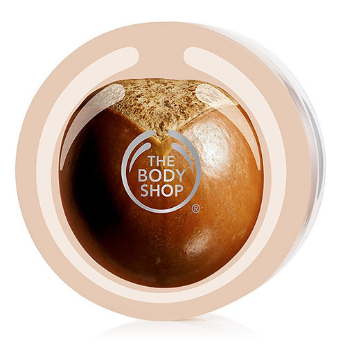 Body Shop Shea Exfoliating Sugar Body Scrub 250ml