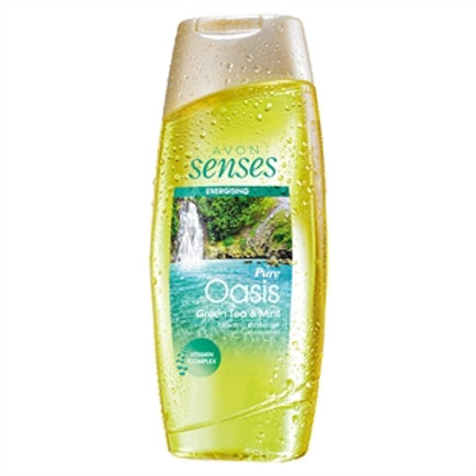 Avon Senses Energising Pure Oasis Shower Gel - 250ml