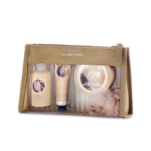 Body Shop Shea Beauty Bag
