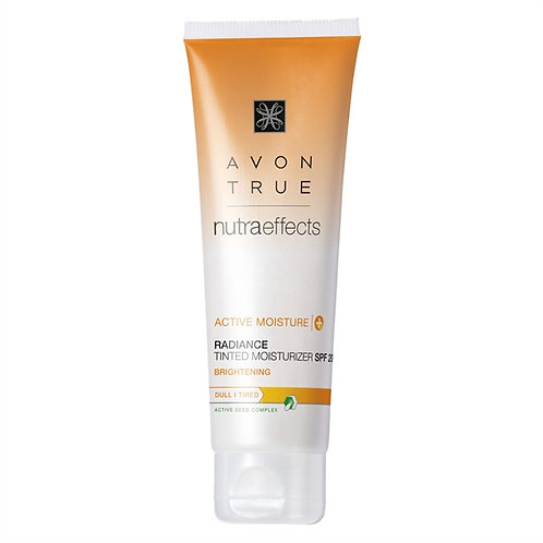 Avon True Nutra Effects Radiance Tinted Moisturiser SPF20 50ml