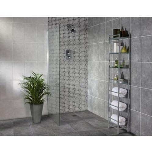 30 x Sorrento Tiles Dark Grey - 250 x 400mm - (3 x 10 pack) RRP £17 per pk
