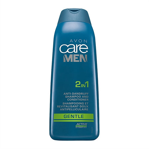 Avon Care Men 2-in-1 Anti-Dandruff Shampoo and Conditioner 400ml