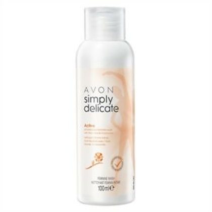 Avon Simple Delicate Feminine Wash 100ml
