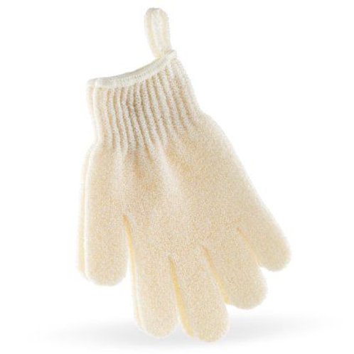 Body Shop Bath Gloves - Cream