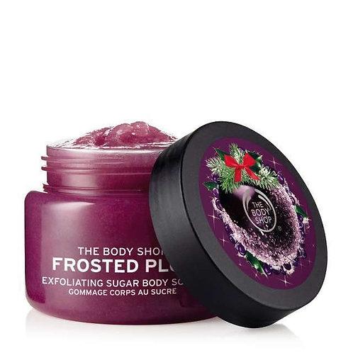 Body Shop Frosted Plum Sugar Scrub 250ml