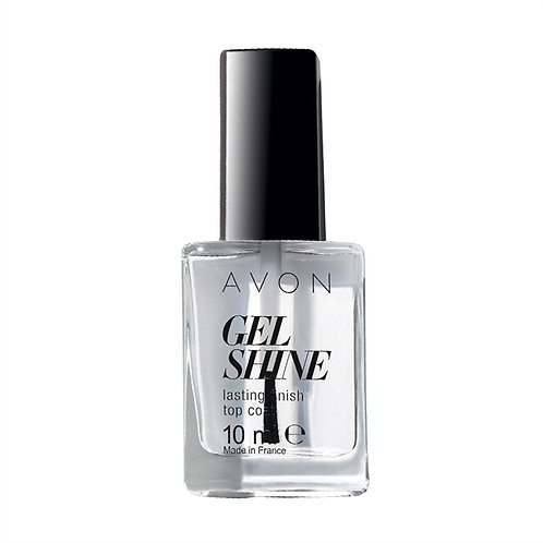 Avon Gel Shine Lasting Finish Top Coat 10ml
