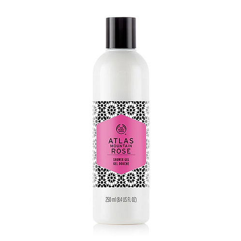 Body Shop Atlas Mountain Rose Shower Gel 250ml