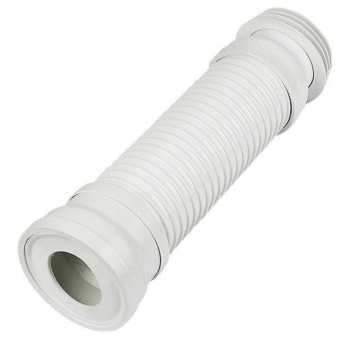 FloPlast - SP106 FLEXIBLE CONNECTOR WHITE