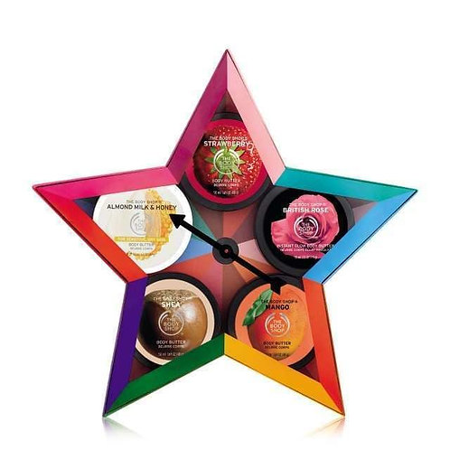 Body Shop Dial-A-Flavour Body Butter Collection