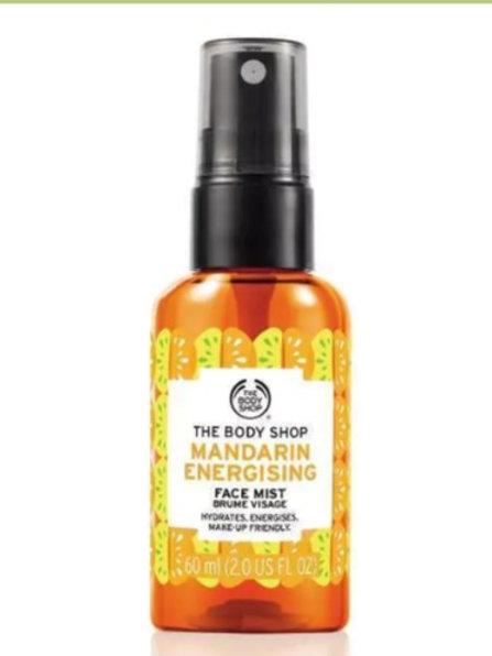 Body Shop Mandarin Energising Face Mist 60ml